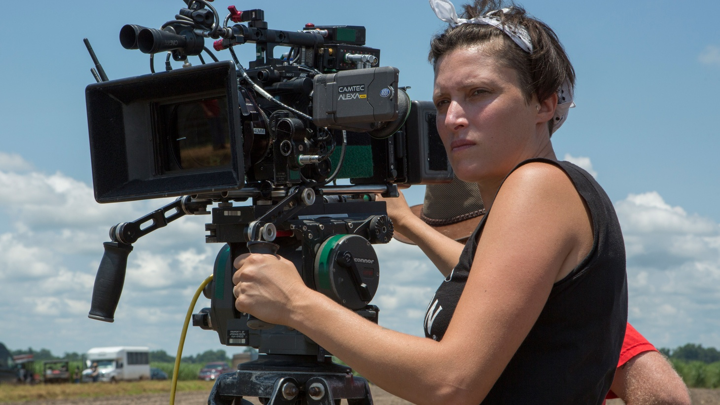 'Mudbound' director of photography Rachel Morrison just made history as the first woman nominated for an Academy Award for best cinematography.