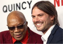 Musician and producer Quincy Jones & filmmaker Alan Hicks on 'Quincy'