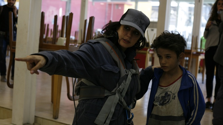 In the Lebanese movie ' Capernaum ,' 12-year-old Zain is one of his desperately poor parents' many children.