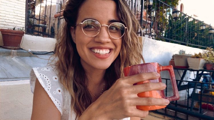 """Natalie Morales built up a bunch of acting credits on shows including """"Parks and Recreation"""" and """"The Grinder."""" But what she really wanted to do was direct."""