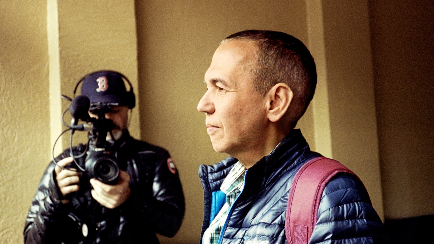 Documentary filmmaker Neil Berkeley desperately wanted to make a movie about the screeching comedian Gilbert Gottfried.