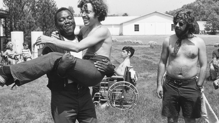 In 1971, when sound designer Jim LeBrecht was 15, he had a summer of love  at a camp for disabled kids. It was a place that fostered a spirit of history-changing activism.