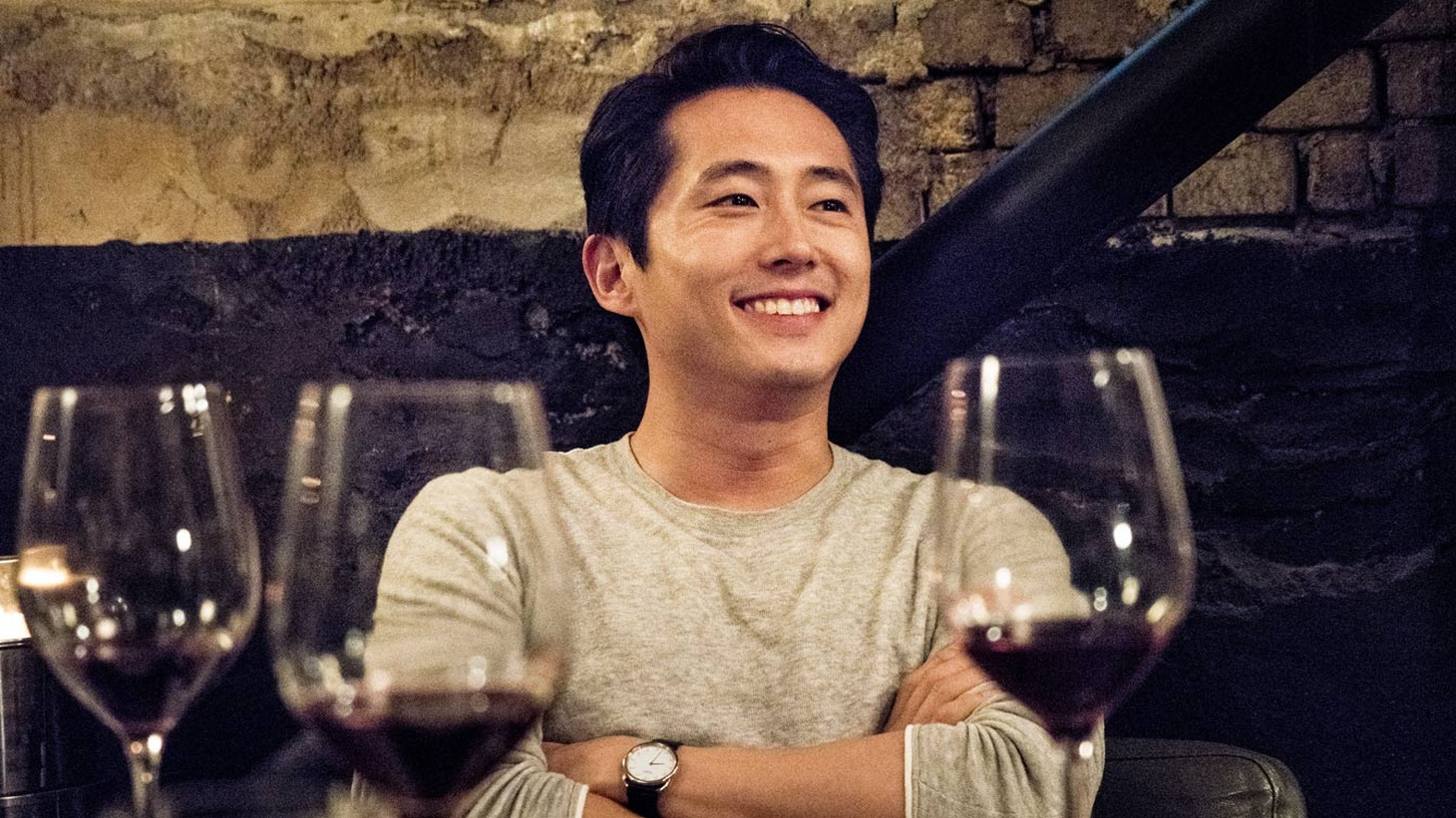 Actor Steven Yeun in BURNING, directed by Lee Chang-dong. Courtesy of Well Go USA.