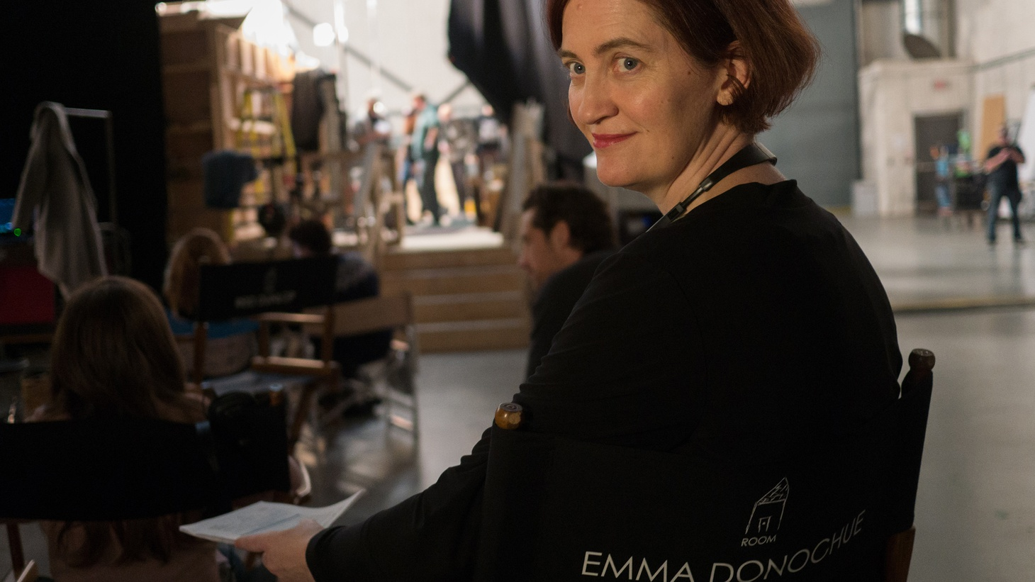 Director Lenny Abrahamson didn't expect author Emma Donoghue would choose him to make a film based on her bestselling novel Room. Abrahamson tells us how he made his pitch to Donoghue -- and she explains why it worked.