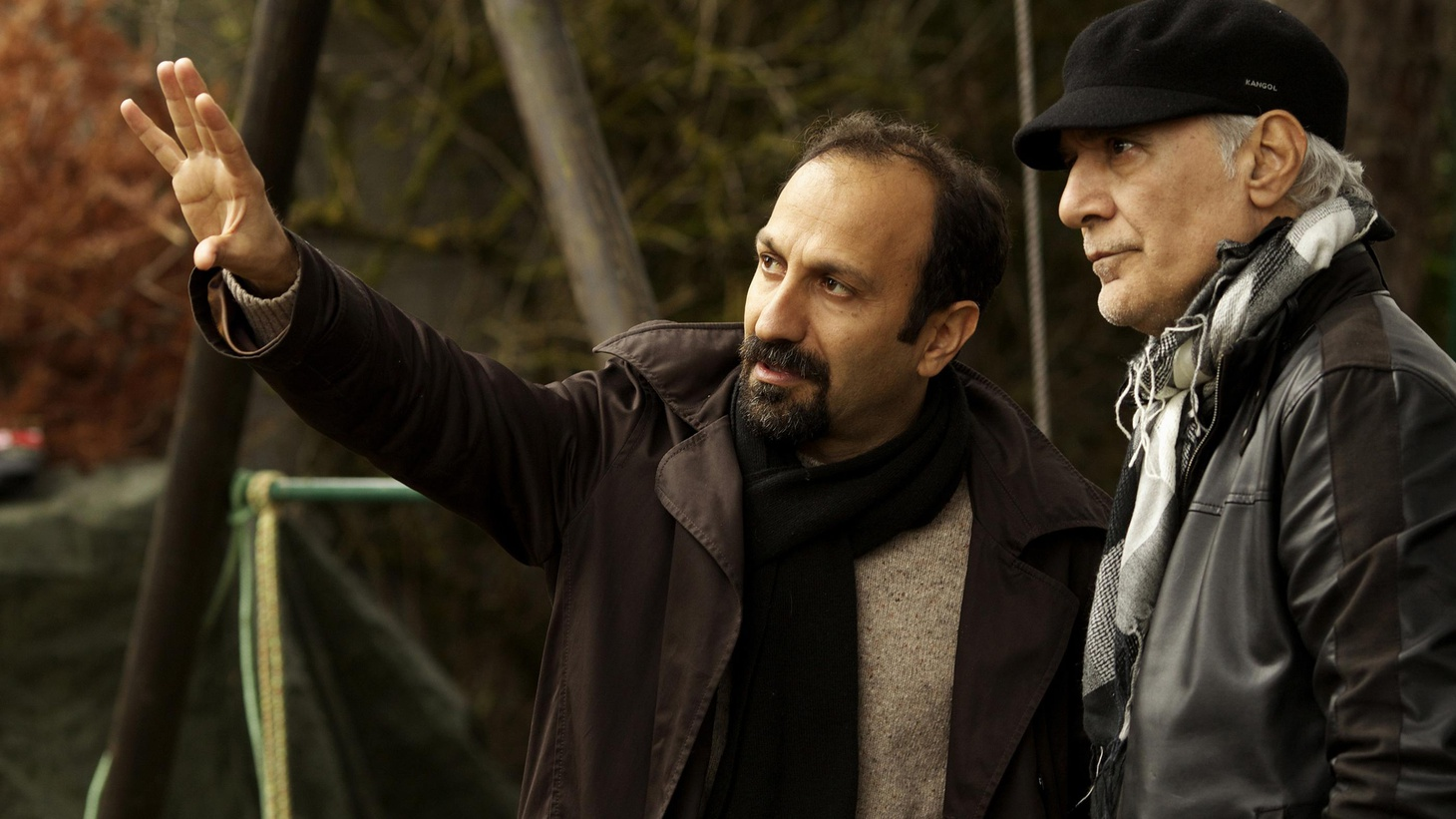 """Oscar-winning filmmaker Asghar Farhadi on """"A Separation,"""" making movies in Iran, and his new movie, """"The Past."""""""