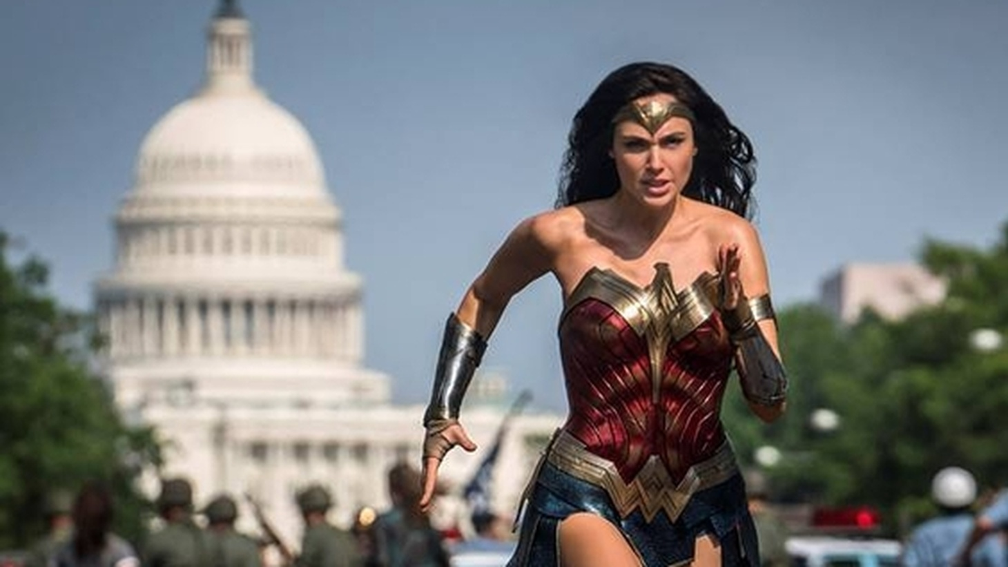 "WarnerMedia is putting ""Wonder Woman 1984"" in theaters and on HBOMax streaming at the same time on Christmas Day."