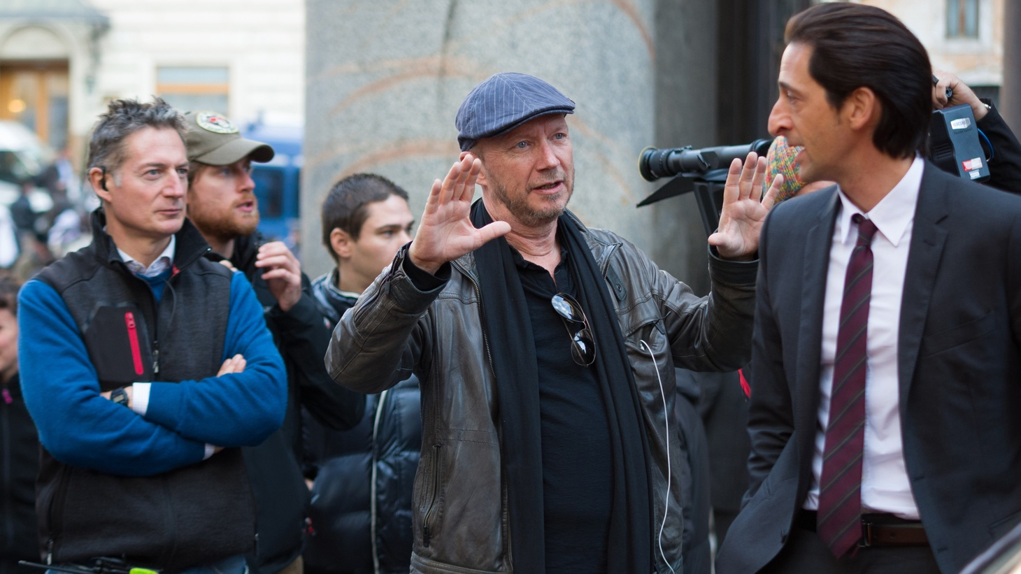 Screenwriter and director Paul Haggis on his new film Third Person, his first since his public break with the Church of Scientology.