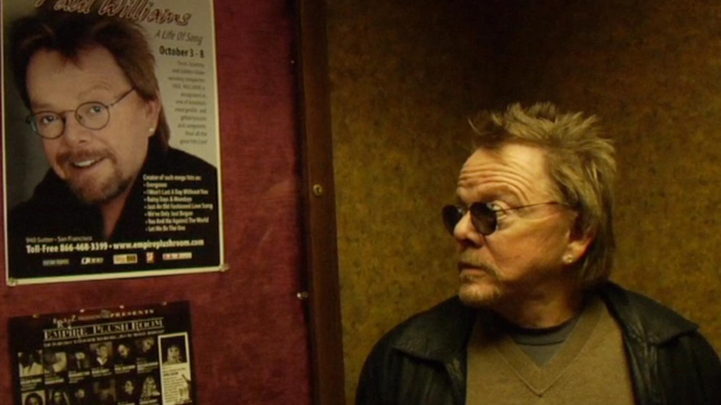 We talk the doc 'Paul Williams: Still Alive' with filmmaker Stephen Kessler and Paul Williams.
