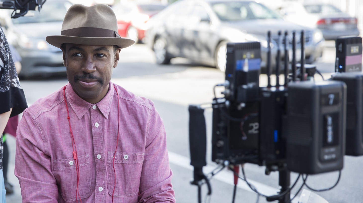 """Prentice Penny, executive producer of """"Insecure,"""" grew up around the block from the show's creator Issa Rae."""