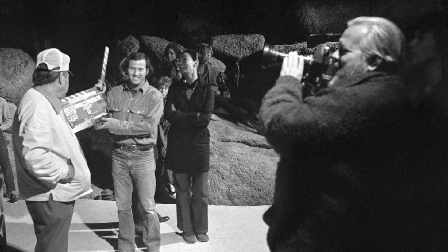When he was just starting his career, 'Indiana Jones' and 'Jurassic Park' producer Frank Marshall got a job with Orson Welles on what would be the legendary director's last film.