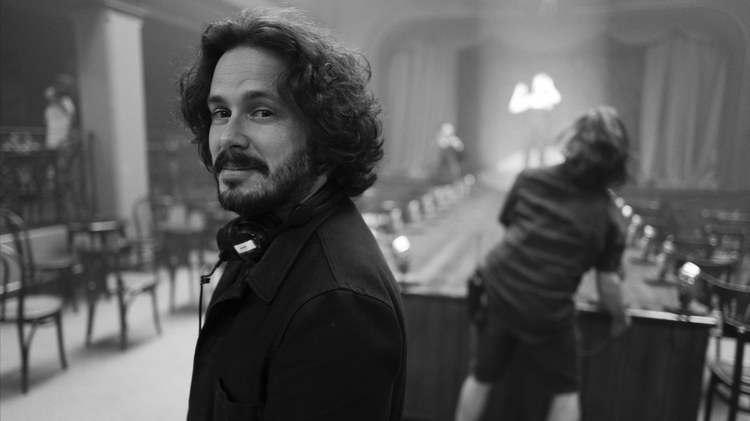 """KCRW revisits its conversation with filmmaker Edgar Wright. His music documentary """"The Sparks Brothers"""" celebrates two musicians whose work he loves."""