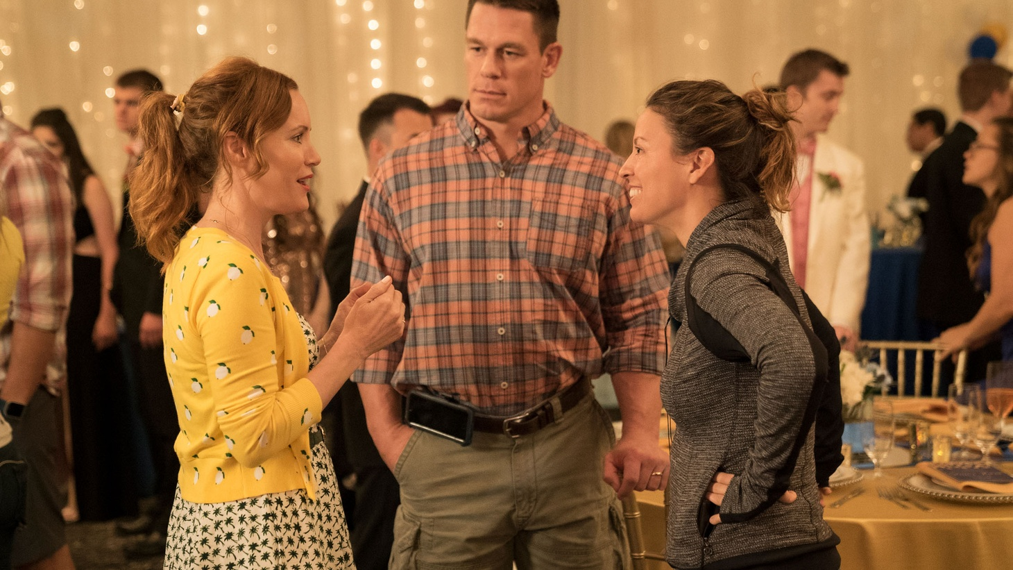 'Blockers 'is comedy writer Kay Cannon's directorial debut. When she was hired for the project, she had some work to do on a script about girls, written by a bunch of guys.