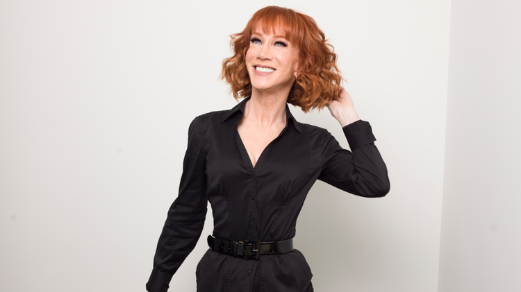 When comedian Kathy Griffin posed for a photo holding what appeared to be the bloody head of Donald Trump, she became a pariah overnight.