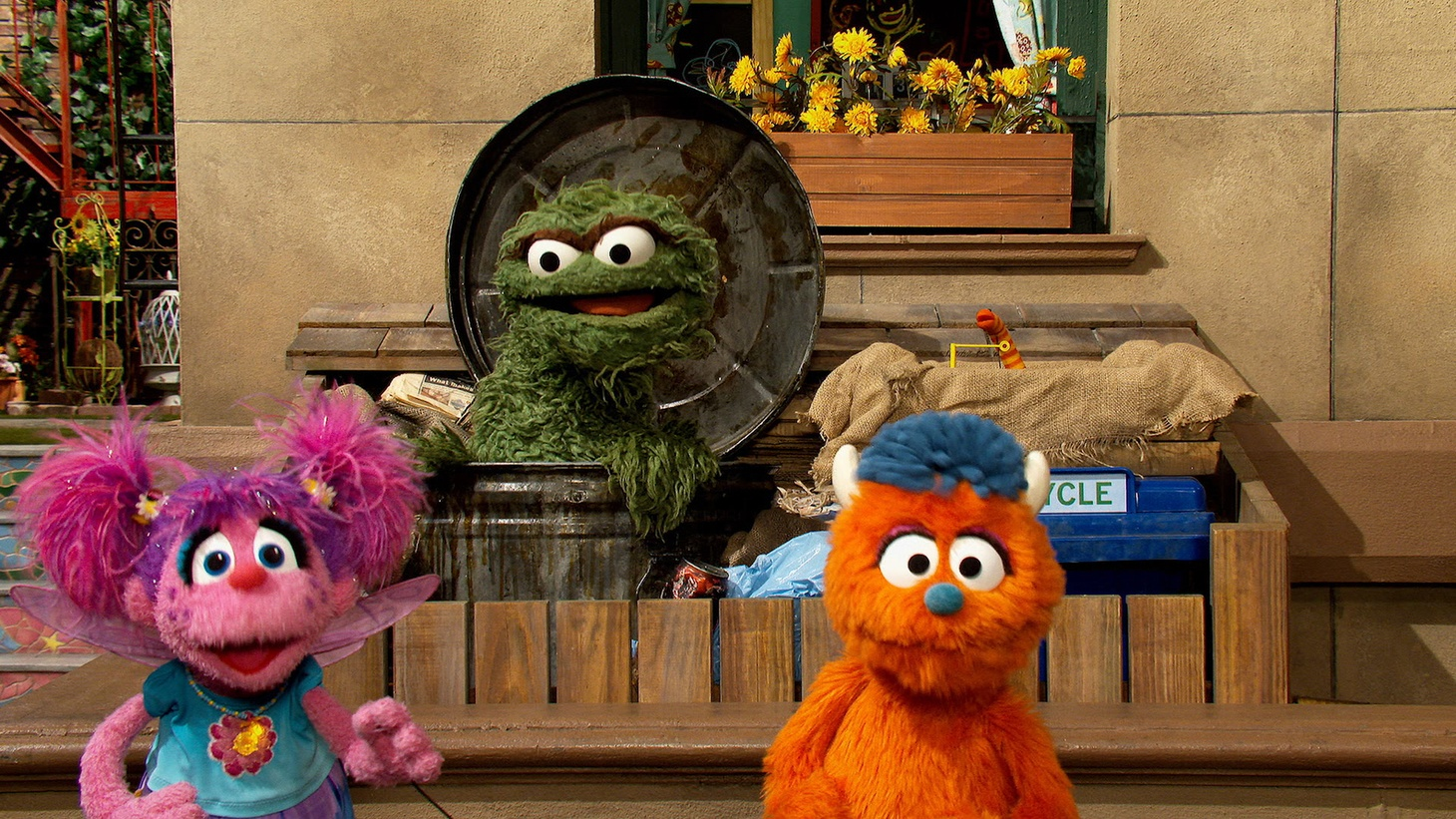 """Streamers are making huge deals for children's programming, and that includes """"Sesame Street"""" on HBO Max."""