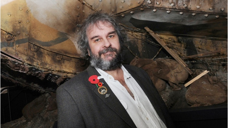 Peter Jackson generated whole worlds for his 'Lord of the Rings' and 'Hobbit' trilogies.