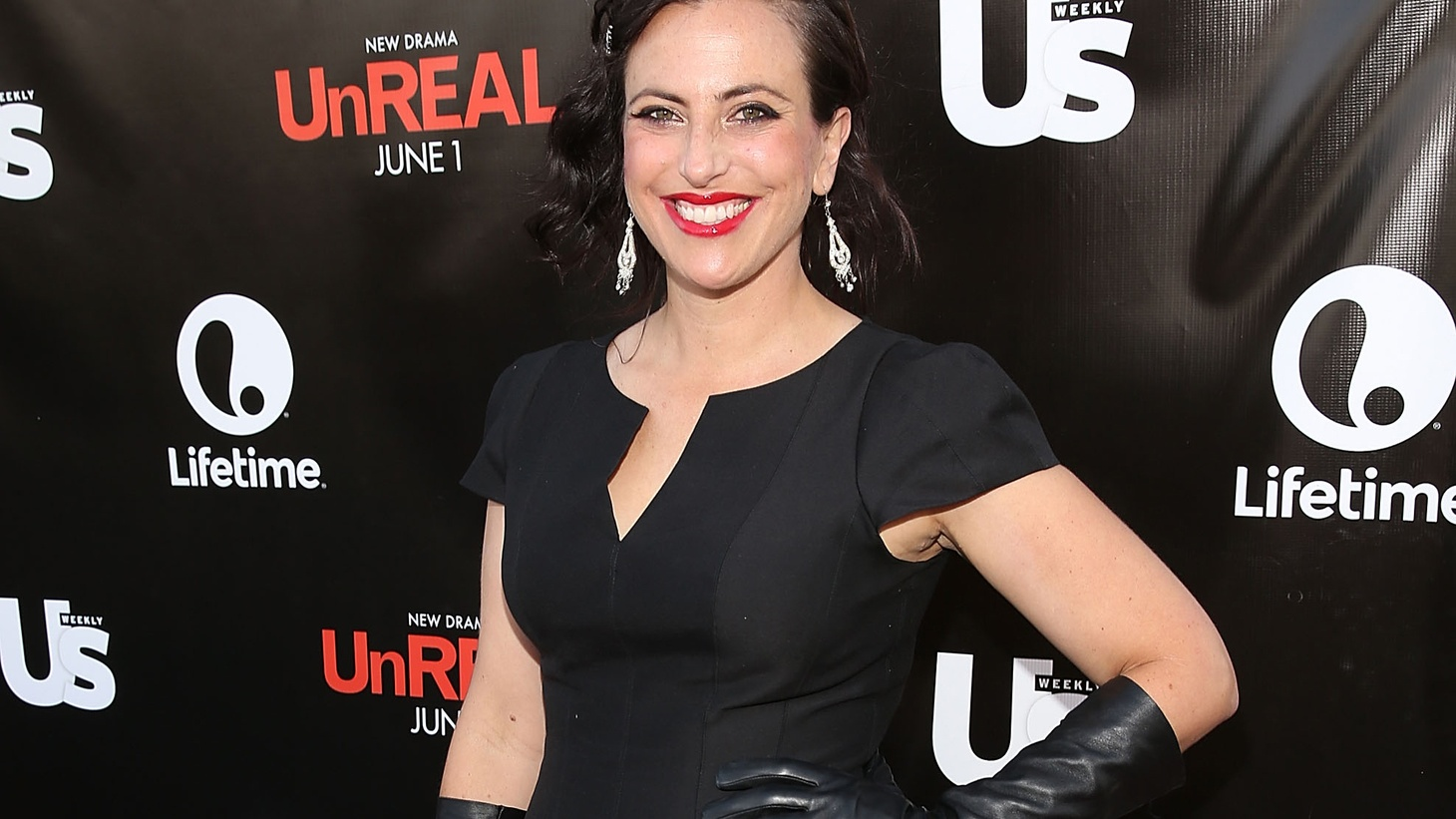 The dramedy UnREAL, now in its second season, is a major departure from the typical Lifetime fare. The series co-creator Sarah Gertrude Shapiro tells us how her past experience working on The Bachelor led to the creation of a show all about the behind-the-scenes machinations of a reality TV producer.