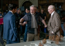Ridley Scott on the race to reshoot much of 'All the Money in the World'