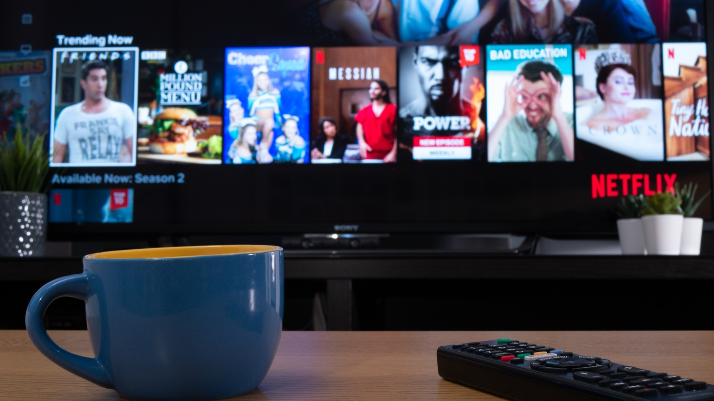 With the new Play Something feature, Netflix offers its own version of old-school channel surfing with a new-school algorithm.