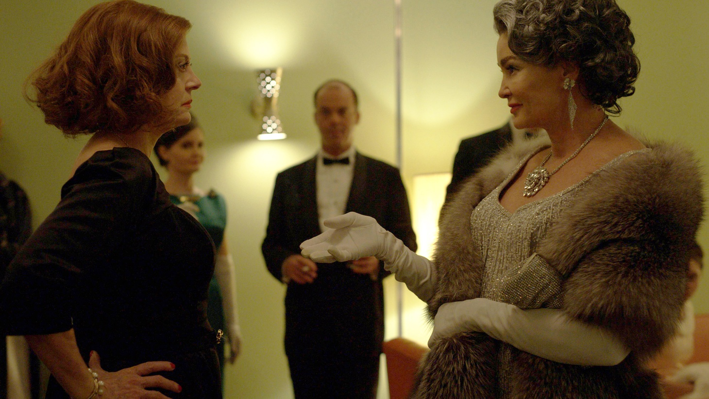 Ryan Murphy oversees a small TV empire on FX, with series including American Horror Story, American Crime Story and his latest effort, Feud. The first cycle of that show focuses on the rivalry between movie icons Joan Crawford and Bette Davis. On all his shows, Murphy now has a strict rule: at least half of the directors and crew members must be women or minorities.