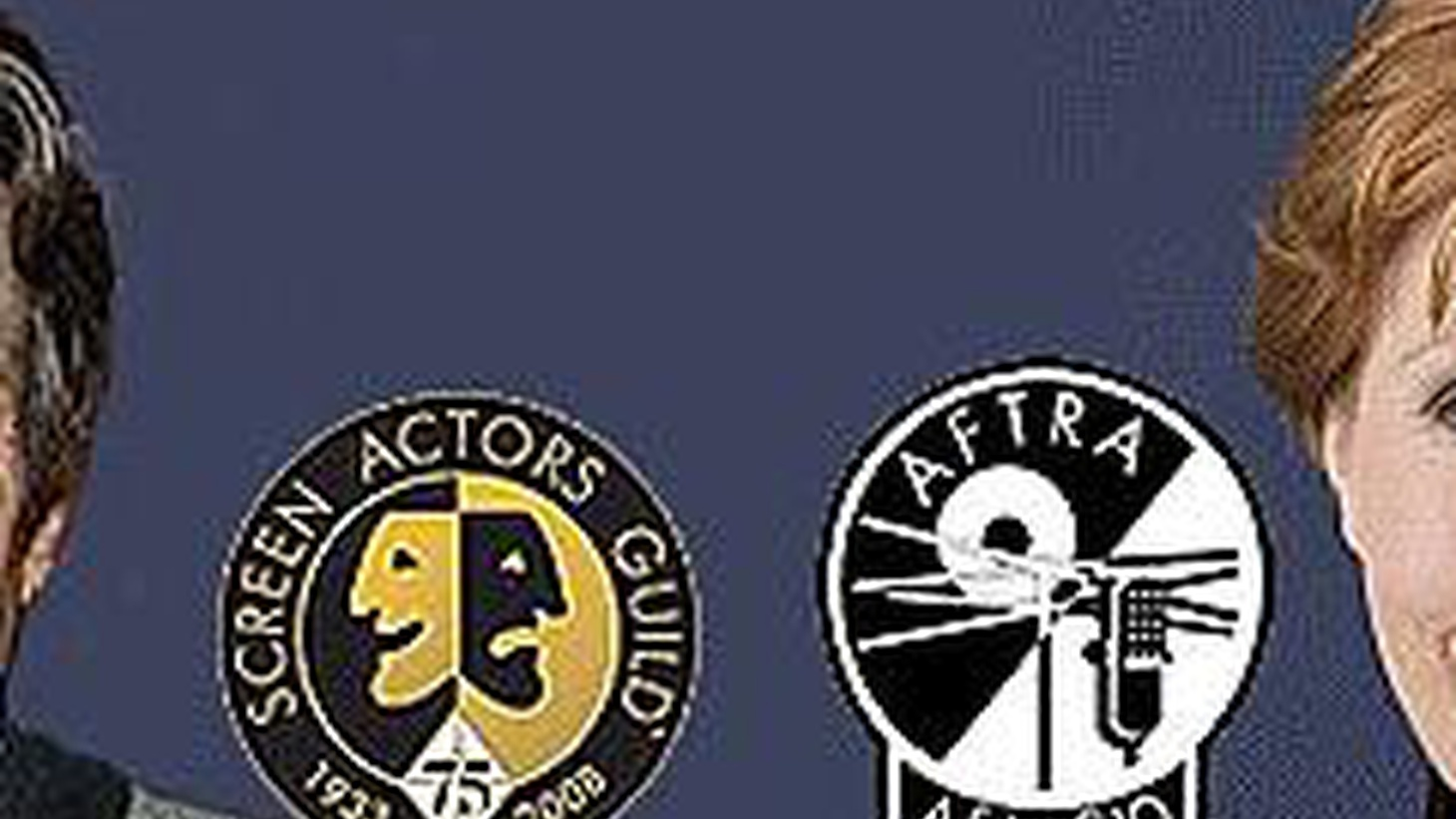 AFTRA approves their deal with producers...and SAG goes back to the negotiating table. Is peace at hand in Hollywood?