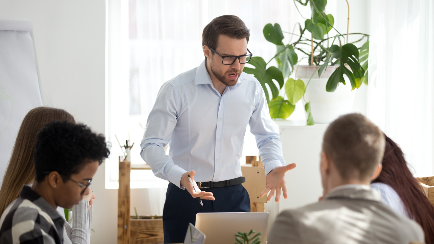 In hopes of breaking the cycle of abuse in Hollywood workplaces, several companies have employed rage coaches to help bosses better interact with their employees.