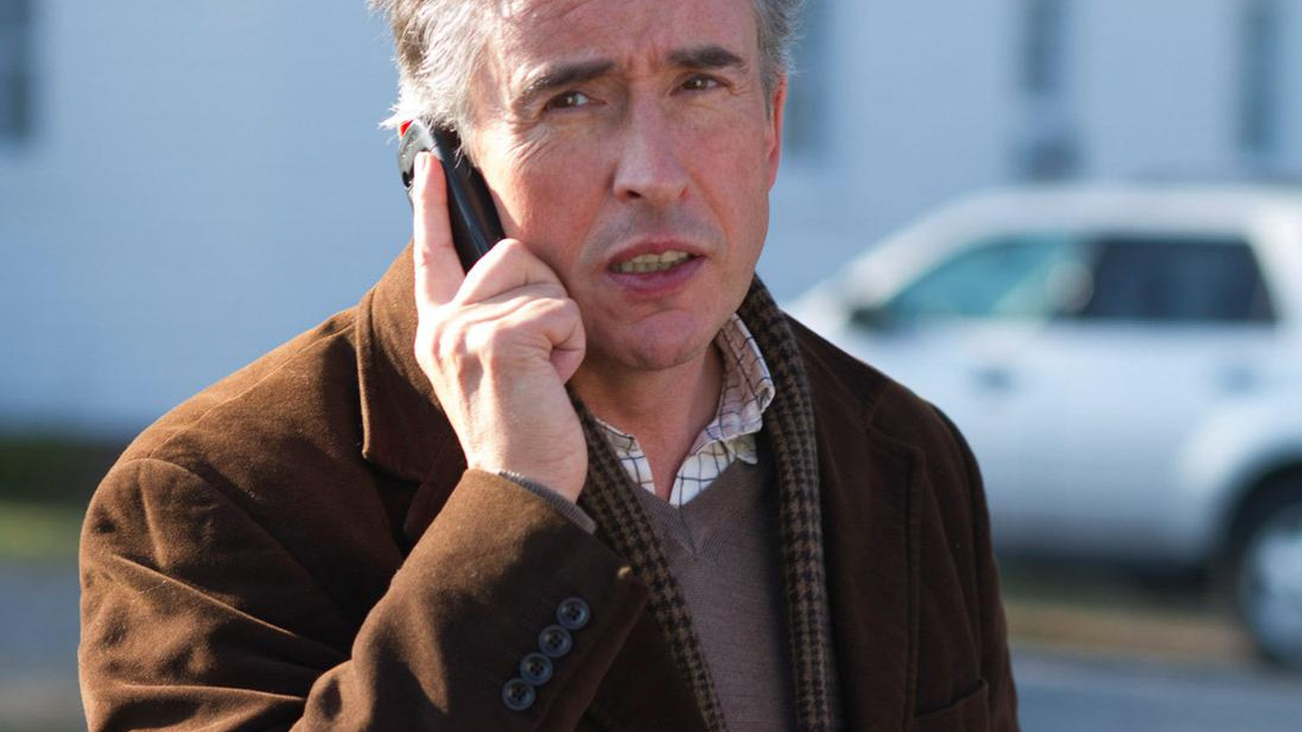 """Steve Coogan talks about his movie, """"Philomena,"""" being tabloid fodder and being typecast."""