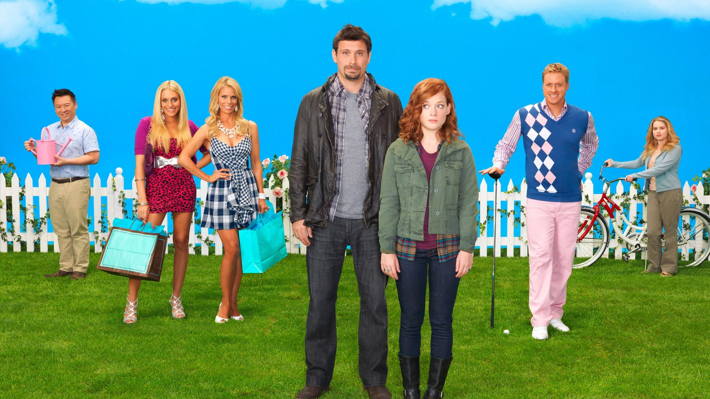 Navigating Pilot Season: How the ABC comedy Suburgatory went from idea, to pilot, to TV series.