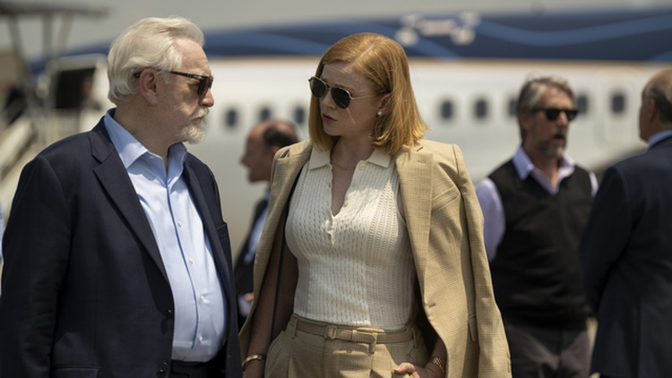 """The HBO series """"Succession"""" follows the super rich and deeply dysfunctional Roy family, as the kids fight to win patriarch Logan Roy's favor and lock down a position of power in their…"""
