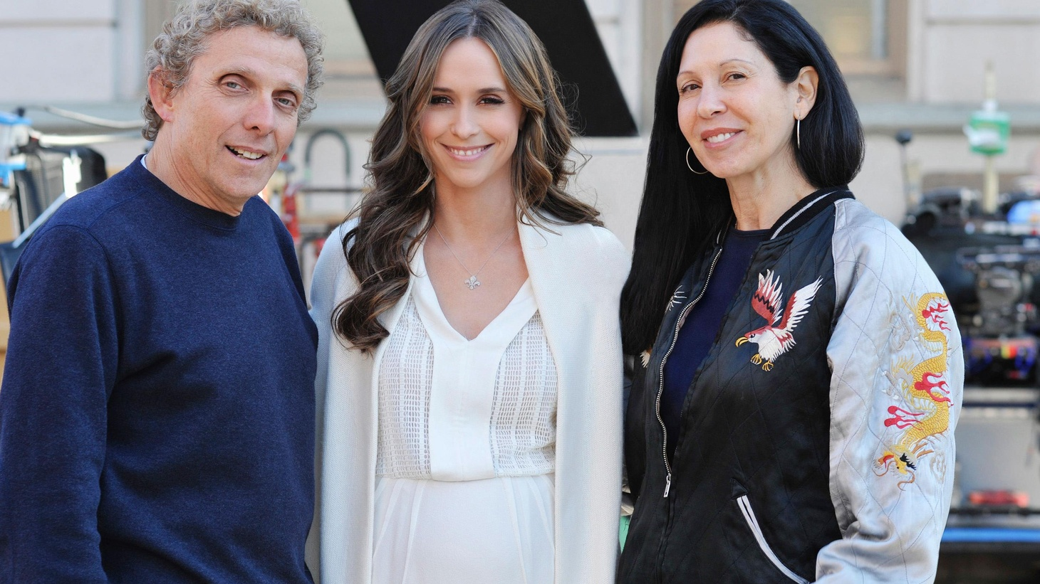 The producers of the hit show Ghost Whisperer on making great TV…and a successful marriage. Plus, we talk to the newly-elected president of the Academy of Motion Pictures Arts and Sciences.