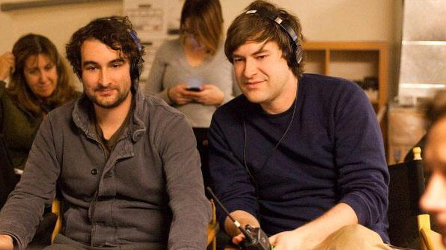 We revisit our conversation with filmmaking brothers Jay and Mark Duplass, whose movie, Cyrus, marked a turning point in their careers. They'd made feature films but never before with studio backing, never with known actors and never with significant budgets. As darlings of the indie world and trailblazers in the mumblecore filmmaking style they gained acclaim at festivals and on blogs, but now they're rising stars in Hollywood and are currently in post production on their next film, Jeff Who Lives at Home.