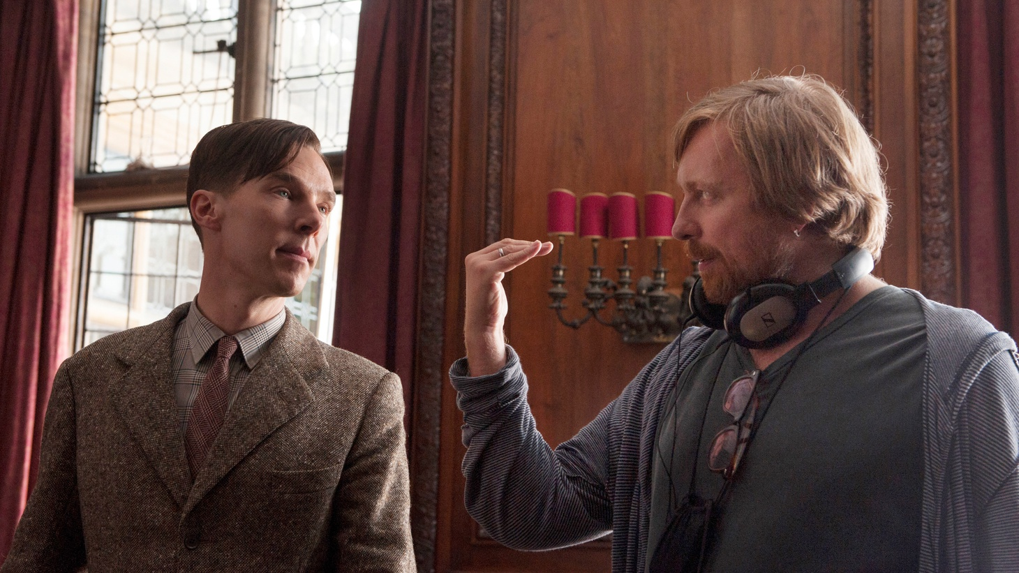 Director Morten Tyldum and writer and producer Graham Moore tell Kim Masters how the journey of making their Oscar-nominated film about codebreaker Alan Turing started years ago at a fateful cocktail party.