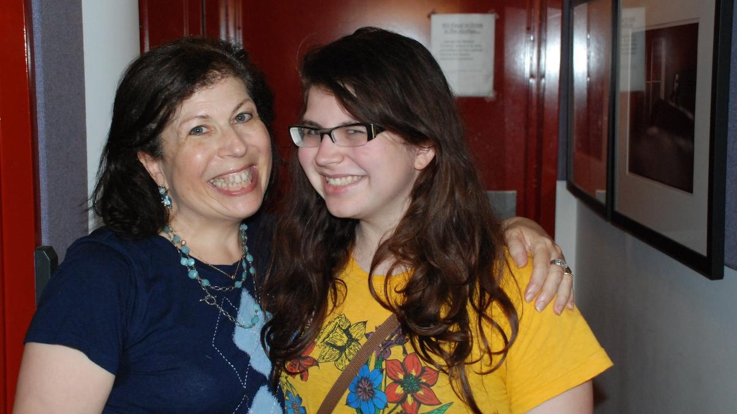 Veteran television producer Winnie Holzman and Savannah Dooley go from being mother and daughter to writing partners. They run the ABC Family dramedy Huge, which is set in a weight-loss camp for teens. While Holzman is an old hand at TV this is the first project by 25-year-old Dooley. Because of her inexperience the network paired her with her mom. Matt Holzman, Executive Producer of The Business, talks with the mother-daughter team about making Huge a family affair, their particular writing-partner fights, and nepotism in Hollywood.