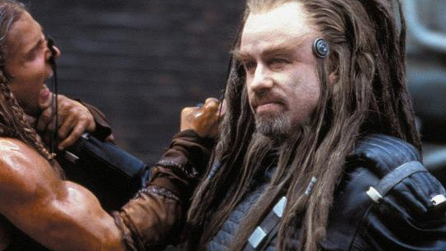 """Battlefield Earth recently won the Razzie for being the """"worst picture of the decade."""" The two credited screenwriters on that film -- J.D. Shapiro and Corey Mandell — say, """"Don't blame us!"""" We find out how their careers survived writing one of the most notorious movies ever. (This program was originally broadcast on April 19, 2010. Today's show features an all new Hollywood banter.)"""