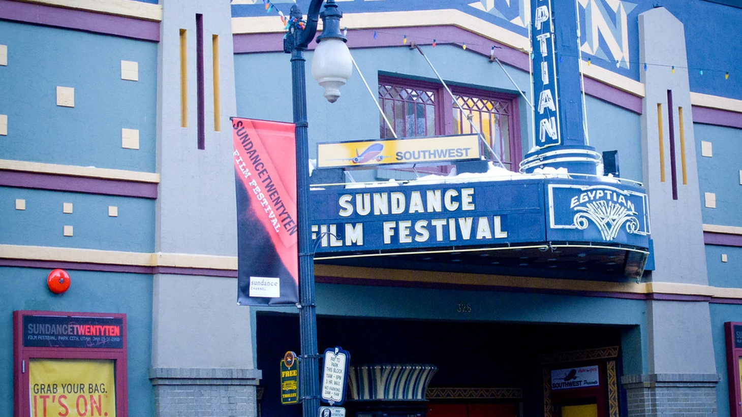 In past years, many Sundance premieres happened at packed screenings at the Egyptian Theater in Park City. This year, the famous festival will be a mostly virtual experience.