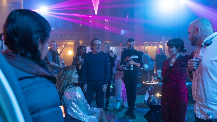 Hot off Toronto, where 'Hustlers' won raves, Lorene Scafaria tells us about her fight to direct the movie, which is based on her script about a real-life group of strippers who robbed…