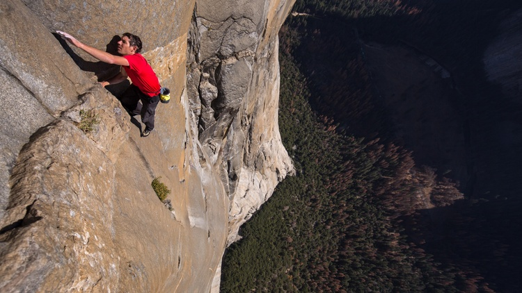 And the documentary Oscar goes to…'Free Solo!'