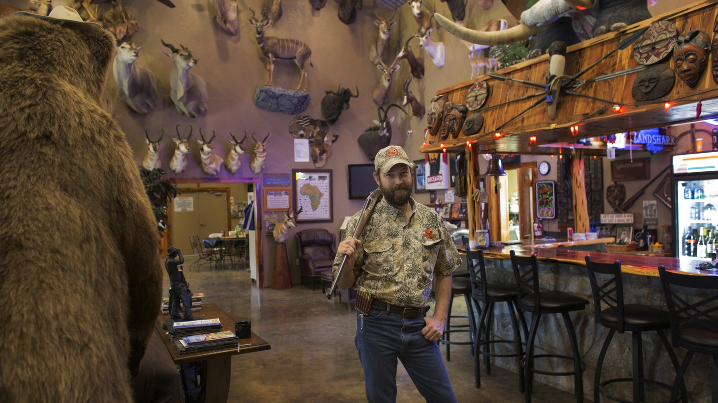 A deep dive into big game hunting -- a world most of us have very strong feelings about...but really know very little.
