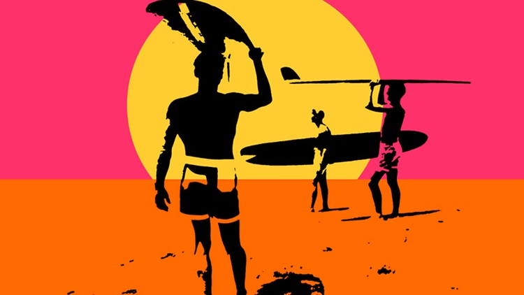 A look at back at The Endless Summer -- the most influential surf movie ever -- 50 years after it came out.