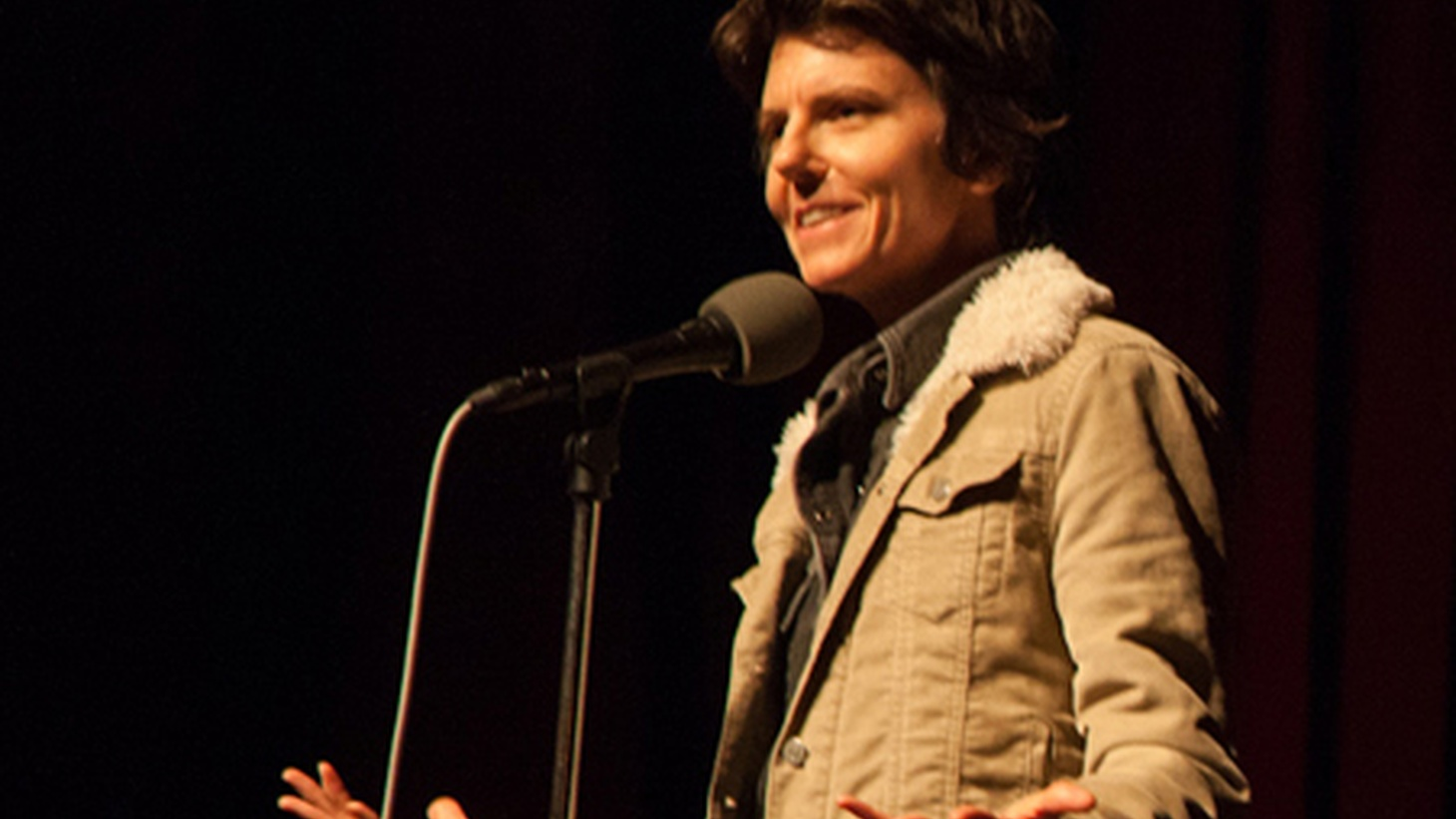 Comic Tig Notaro details her complicated relationship with her step-father; a New York City cop on a bust discovers the value of a mug shot; and a teenager rebels after her brother is disowned.
