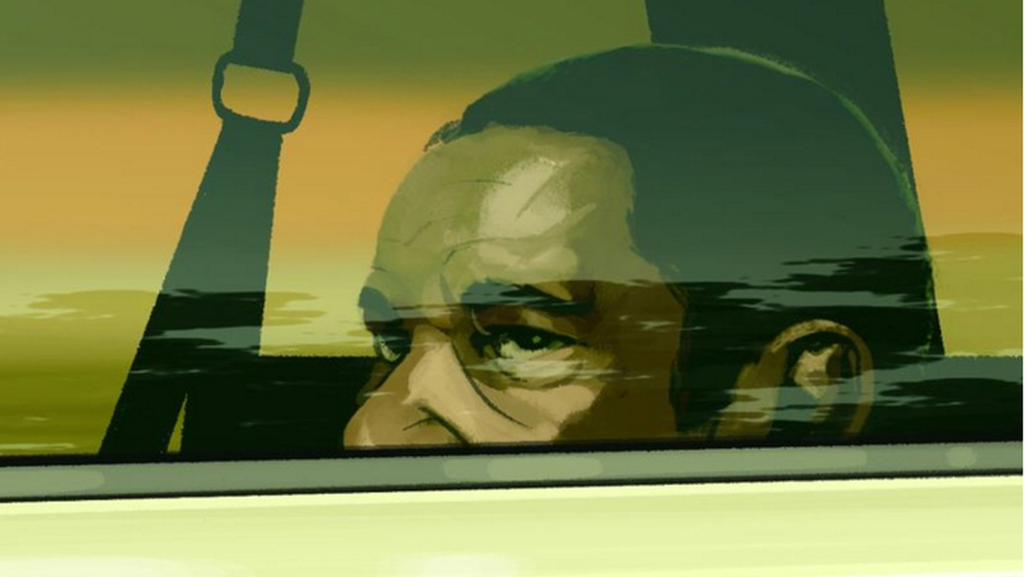 Cuba Gooding, Jr., and Jeffrey Toobin revisit the O.J. Simpson trial, a songwriter hits the campaign trail, and the lifelong insomniac Patricia Marx tries some gizmos to help her sleep.