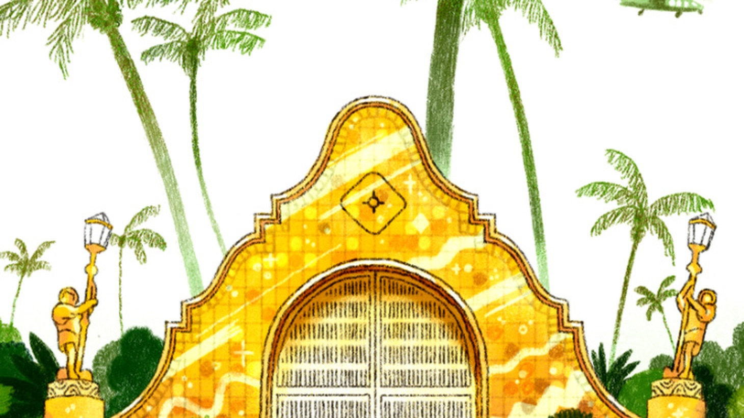 This week on the New Yorker Radio Hour, get a glimpse inside Donald Trump's exclusive club Mar-a-Lago.