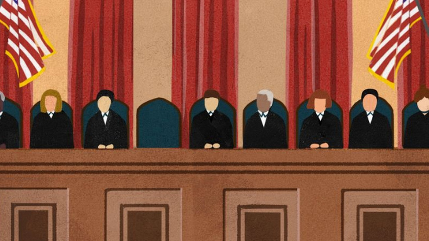 Comedian Samantha Bee talks about how late-night shows deal with tragedies like the Orlando shooting. And Jeffrey Toobin imagines how a ninth Supreme Court justice might move the court's position on controversial issues.