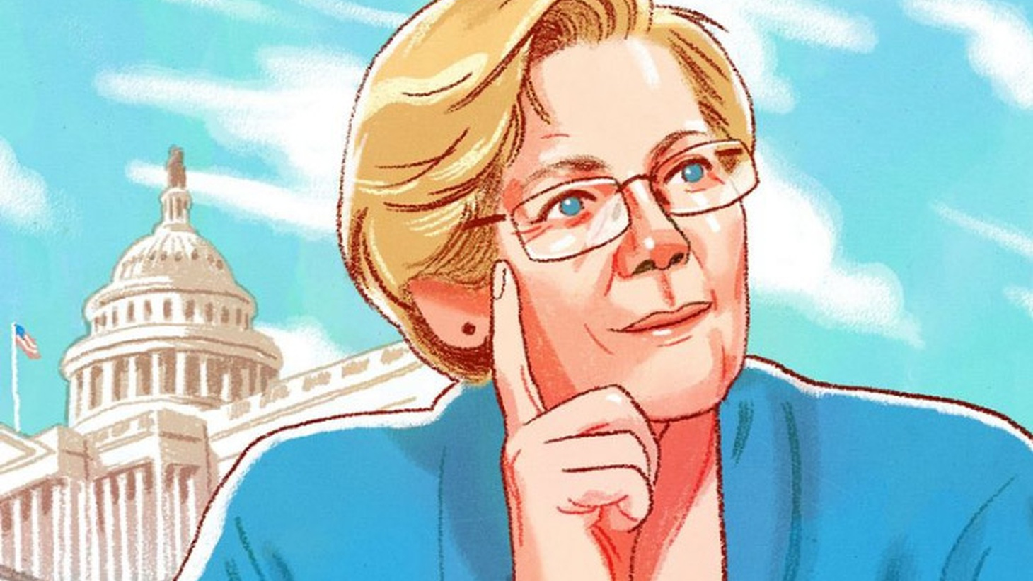 Senator Elizabeth Warren discusses the future of the Democratic Party, and explains how to negotiate with Donald Trump.