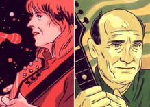 Summer music festival with James Taylor and Lucinda Williams