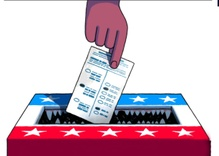 The problem of voting