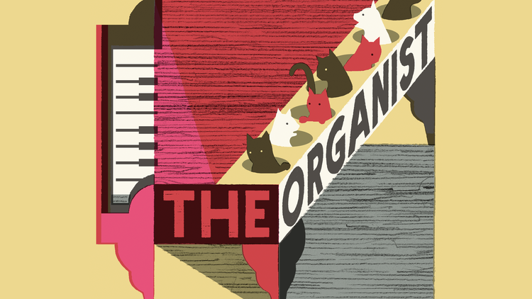From KCRW and McSweeney's, the Organist returns with its fifth season on July 12!
