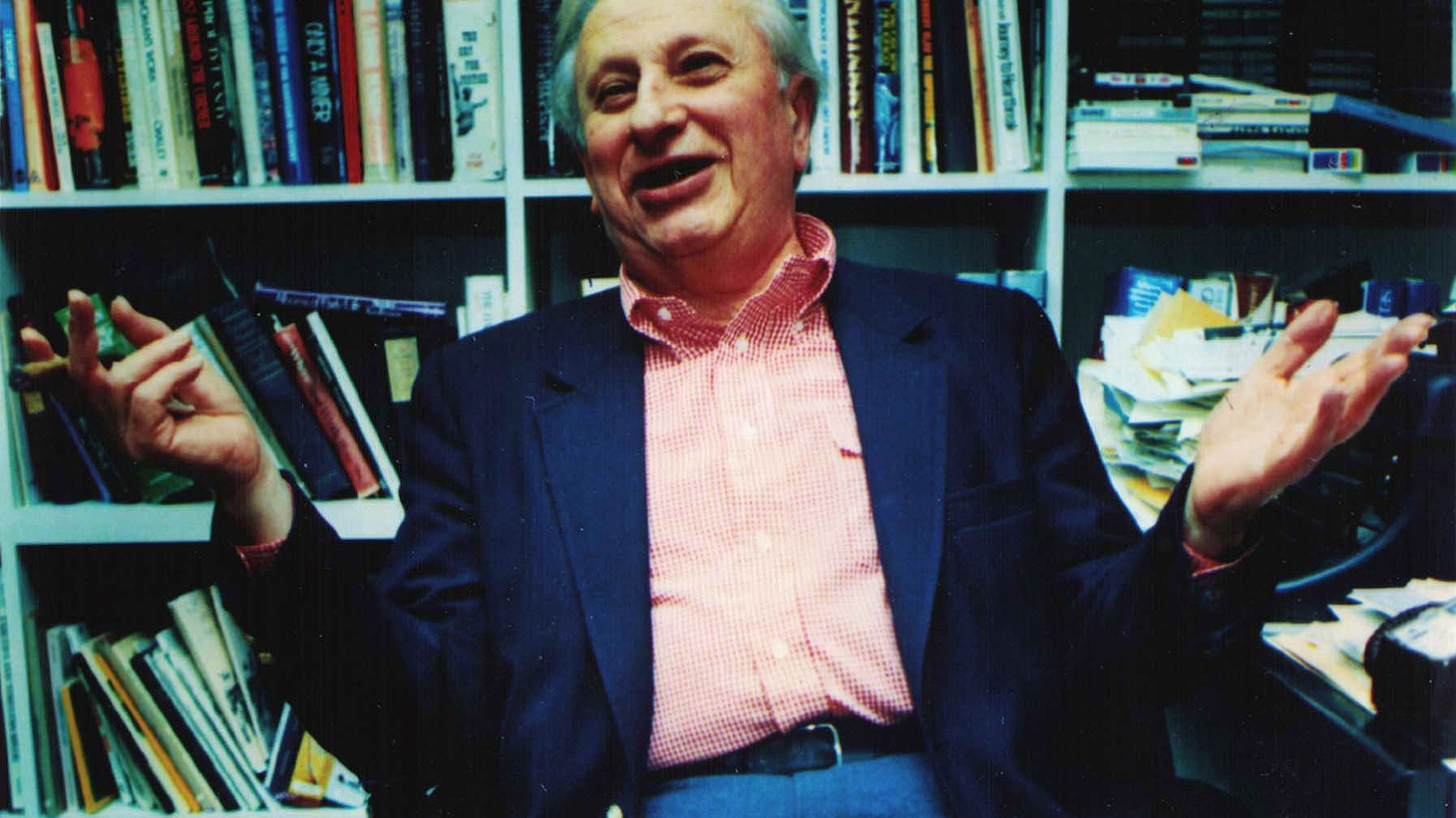 A masterclass in the art of the interview with the late giant of the field, Studs Terkel, in which Terkel spars with Muhammad Ali, arm-wrestles Zero Mostel, and performs guerilla street theater with Saul Alinsky.