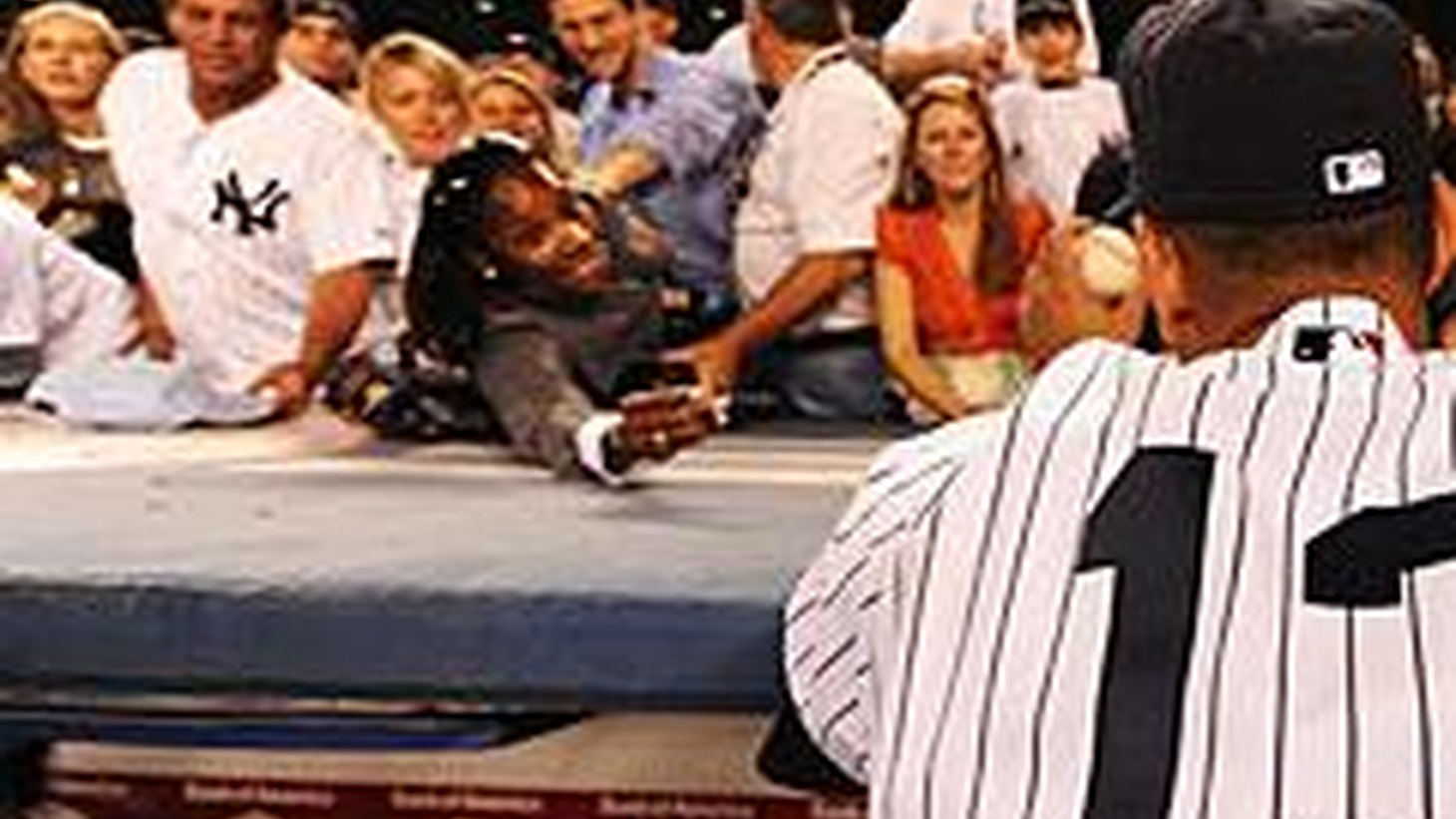 Let's start with the all-Sunday-long farewell to Yankee Stadium. From Paul Simon to Henry Kissinger to Babe Ruth's 92-year old daughter, fans and players of both today and yesterday, and cultural heavyweights spoke poetry about their lifelong memories of this special place. I admit I cried several times on Sunday as the televised tributes ran one after the other...