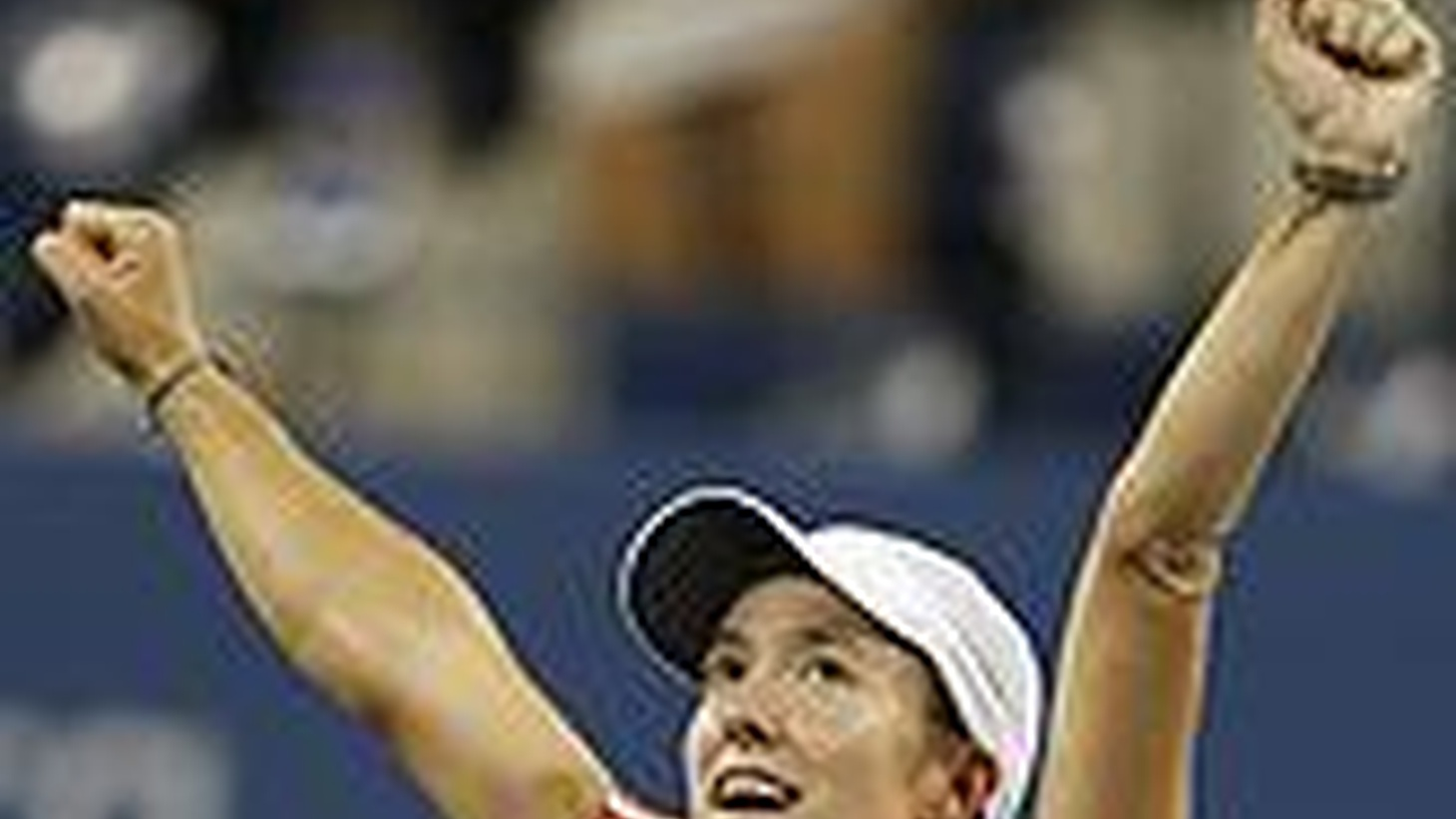 Justine Henin is not only the best woman tennis player in the world at the moment. She may play one of the most well-rounded games of any champion in the sport's history. Before we go any further, however, I can't help but say that it makes me beyond crazy that none of the myriad of tennis announcers can pronounce her name correctly. They go to great lengths to get the Serbian names right. And they're not easy. Djokovic. Ivanovic. I was going to say that they do well with the Russian names as well but the truth is they've got many of those wrong, too...