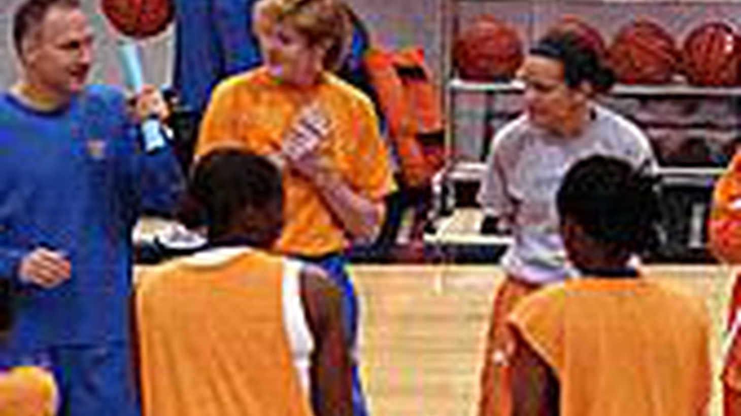 There's a bit of a debate going on in the arena of women's college basketball and it's an interesting dilemma. The issue is male players brought in to heighten the quality of practice sessions. It started back in the 1970's when legendary University of Tennessee coach Pat Summitt was evidently the first coach of a high-powered women's team to have guys practice against her first string...